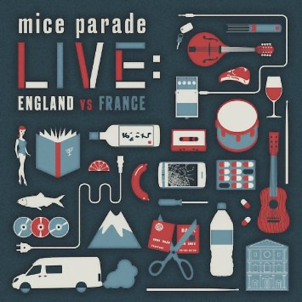 Mice Parade: Live: England vs. France