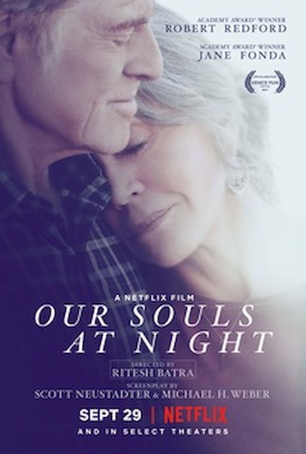 Our Souls at Night soundtrack